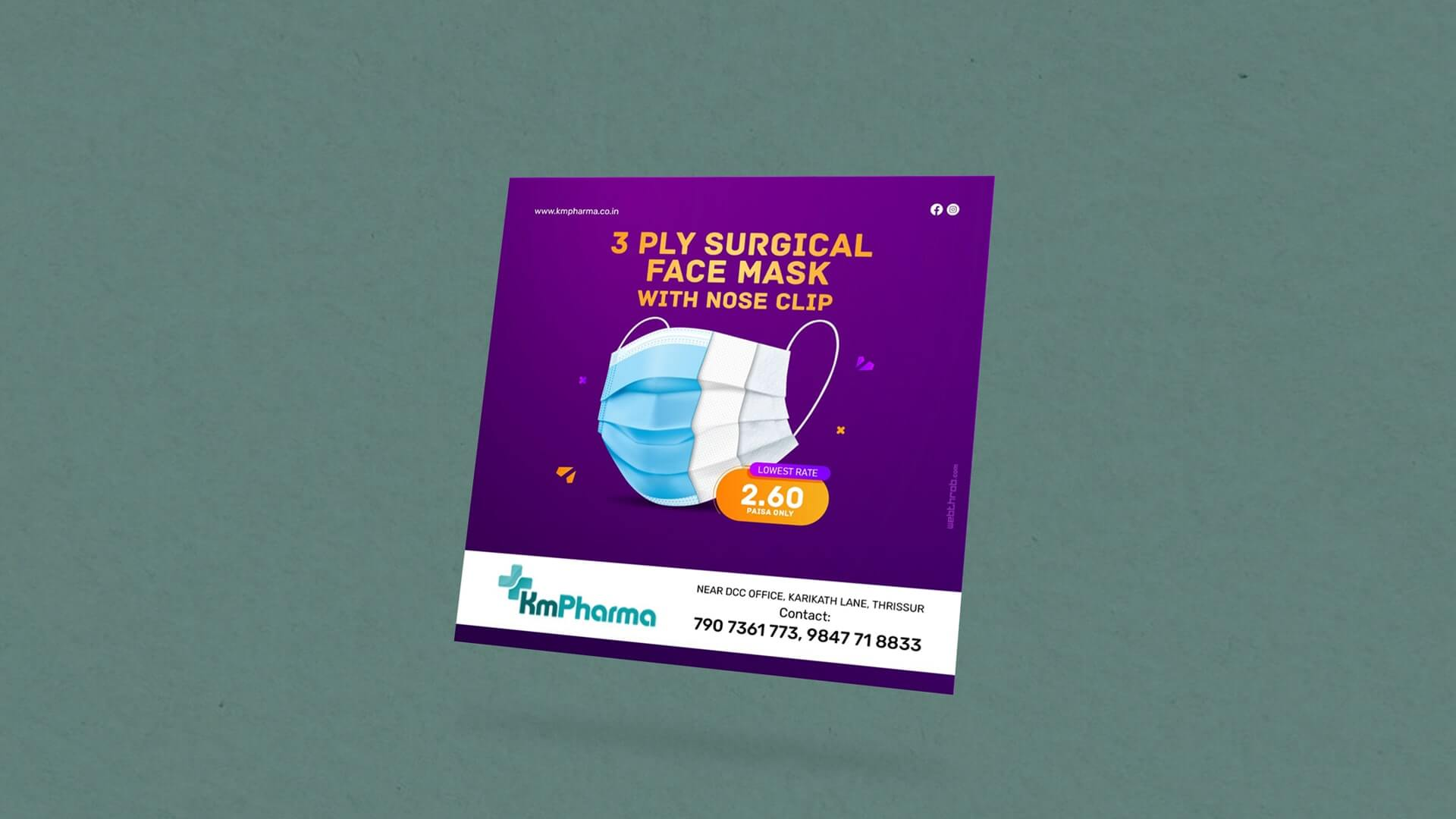 KM Pharma Main Webthrob Advertising Agency in Kerala Website Designing Agency in Kerala Social Media Marketing +917034034444-4-min